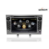 Quality 8 core android 6.0 car dvd player for peugeot 408 308 308SW have 2g ram 32 g rom for sale