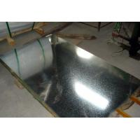 Quality Zinc Coating G40 - G90, JIS G3302 SGCC Hot Dipped Galvanized Steel Sheet / Sheets for sale