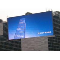 Quality PH10mm 60HZ 1/4 Scan Outdoor DIP Led Display Sign For Advertising for sale