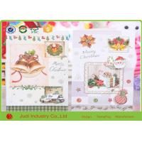 Buy Offset Paper Print Greeting Cards , Embossed Handmade Birthday Greeting Cards at wholesale prices