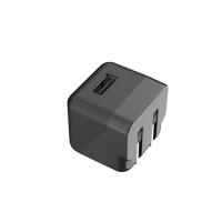 Quality Single USB ETL 5V1A USA Wall Charger With Flip 100-240V for sale