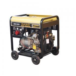 Quality 13.7A Professional 10000 Watt Diesel Generator Open Frame CE ISO Certification for sale