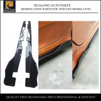 Buy 2018 Side Skirt for 10th Gen Honda Civic New Honda Performance Parts at wholesale prices