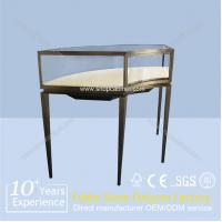Quality furniture mirrored jewelry cabinet, rotate cabinet, jewelry display cabinet for sale