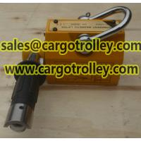 Quality Permanent magnetic lifter with 3.5 times safety factor for sale