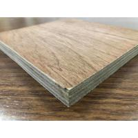 Quality Black Walnut Face Poplar Core Plywood for floor (2mm-30mm as you request) for sale