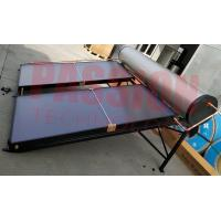 China South Africa Integrative Pressurized Flat Plate Solar Water Heater Geysers Blue Titanium on sale