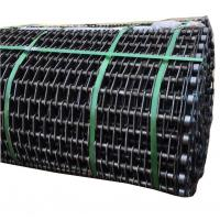 Quality Stainless Steel Eyelink Loop Joint Wire Mesh Conveyor Chain Belt 304 Ss Grade for sale