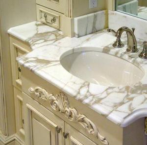 China Granite &Marble Vanity Tops/Countertops on sale