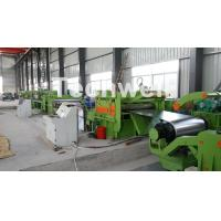 Quality Steel Metal Cut To Length Line High Precision For Cutting Coil Into Required Length for sale