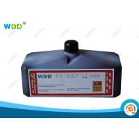 Quality High Volume Domino Ink MEK Base / Continuous Inkjet Ink Industrial Coding for sale