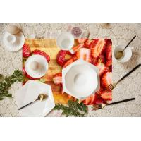 Quality Customized Eco-Friendly 0.6mm PET 3D Lenticular Dining Placemat For Kitchen & Kids for sale