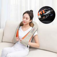 Quality U Type Back Shoulder Massager Scratch Resistant For Reduce Heart Rate / Improve Circulation for sale