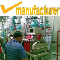 Quality 60TPD wheat flour machine wheat flour making machine from China factory for sale