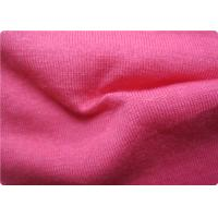 Quality Lightweight 100% Cotton Cloth Interlining / Sweater Knit Fabric By The Yard for sale