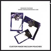 Buy cheap Custom Printed Vacuum Pouches, High Barrier Vacuum Packaging Bags from wholesalers