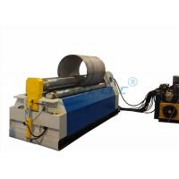 Quality 1500mm Metal Sheet Roller Machines Thread Full Hydraulic CNC High Accuracy for sale