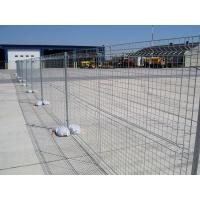 Quality Hot Dipped Galvanized Temporary Fence/Removable Fence PVC coating temporary fence/galvanized welded wire mesh fence for sale