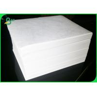 Quality Customized 1082D Tyvek Art Paper , Tyvek Paper Sheets For Desiccant Packing for sale