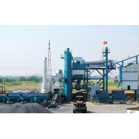 Quality 130tph Hopper Elevator Asphalt Recycling Plant 3.6m Feeding Height 20kw Heater for sale