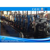 Quality 201 SS Tube Mill Machine , Stainless Tube Mills PLC Control 1.5mm Thickness for sale