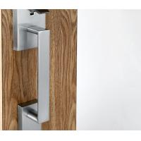 Buy Zinc Alloy Entrance Door Handle Sets For 45mm - 70mm Door Thickness at wholesale prices