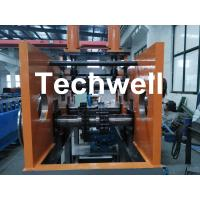 Quality Cold Roll Forming Machine / C Purlin Cranking Curving Machine for Bending 1.5-3.0 mm Thickness for sale