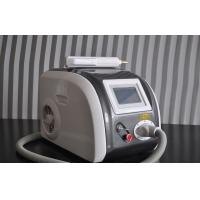 Quality Portable 1064nm and 532nm Laser Tattoo Removal Machine Skin treatment for Beauty Salon for sale