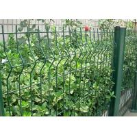 Quality Green Welded Wire Garden Fence Decoration With 1.5-3.0m Width for sale