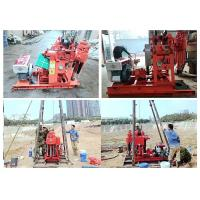China New Condition Electric Geotechnical Drill Rig For Water Borehole Drilling on sale
