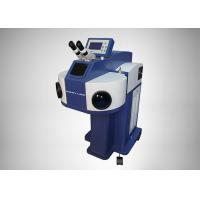 China Automatic Jewelry Chain Laser Spot Welding Machine On Gold / Silver PE - W150/W200 on sale