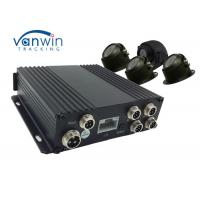 Quality RJ45 Port 720P SD Card Mobile DVR , Security AVI Mobile DVR Recorder With GPS for sale