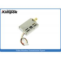 Quality Small Size FPV Analog Video Transmitter 800m Wireless AV Sender For Unmanned Equipments for sale