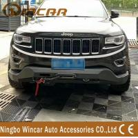 Quality Steel Material 4X4 Off-Road Accessories Front Bumper Bull Bar For Cherokee 2014+ for sale