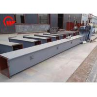 China Vertical Screw Conveyor Machine For Fly Ash Cement Large Capacity 1 Year Warranty on sale