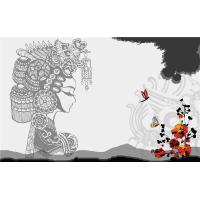 Buy Costume Beauty Bamboo Fiber Wall Panels Water Resistant Light Grey at wholesale prices