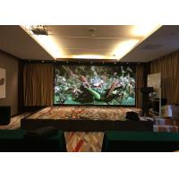 Quality 3mm Pixel Pitch SMD LED Display Screen SMD Nationstar Low Power Consumption for sale