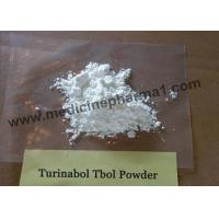 Quality 99% Purity Oral turinabol / 4-Chlorodehydromethyltestosterone for Bulking 2446-23-3 for sale