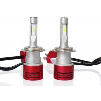 Quality Red bright Car LED Head Light 60w 8000lm , Auto LED Headlight for sale