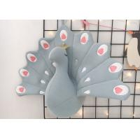 Quality Home Decoration Animal Plush Toys / Peacock Stuffed Toy Valentine Doll for sale