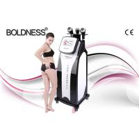 Quality 3 in 1 Face / Body Cavitation RF Slimming Machine With 7 Inch Touch Screen , 40KHz for sale