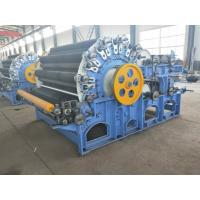 Quality Thermal Bonded Wadding Production Line , High Speed Non Woven Machine for sale