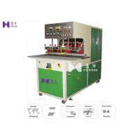 Quality 15KW Tarpaulin Welding Machine 0.6Mpa Air Pressure For Making Car Parking Shade for sale