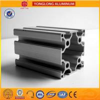 Quality Aluminium Extrusion Profile , Anodizing 40 x 80 / 80 x 80Aluminium Profile For Industrial for sale