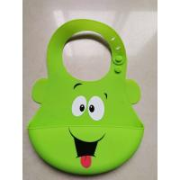 Quality Silicone Disposable Bibs For Infants for sale