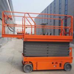Quality Small Scissor Lift Platform Mechanical Durable Mobile Scissor Lift Tables for sale