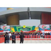 Quality P6.25 Full Color Outdoor Rental LED Display For Large Shows SMD2727 IP65/IP54 for sale