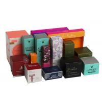 Quality Folding Biodegradable Cosmetic Packaging Box Packaging Gift Boxes For Women for sale