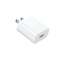 Quality Single USB Fixed Plug UL FCC 5V1A US USB Charger DOE VI for sale
