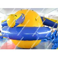 Quality Customized inflatable Saturn / Gyro Inflatable Water Toys For adults for sale